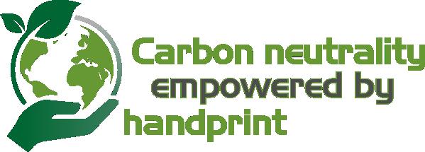 Carbon neutrality logo